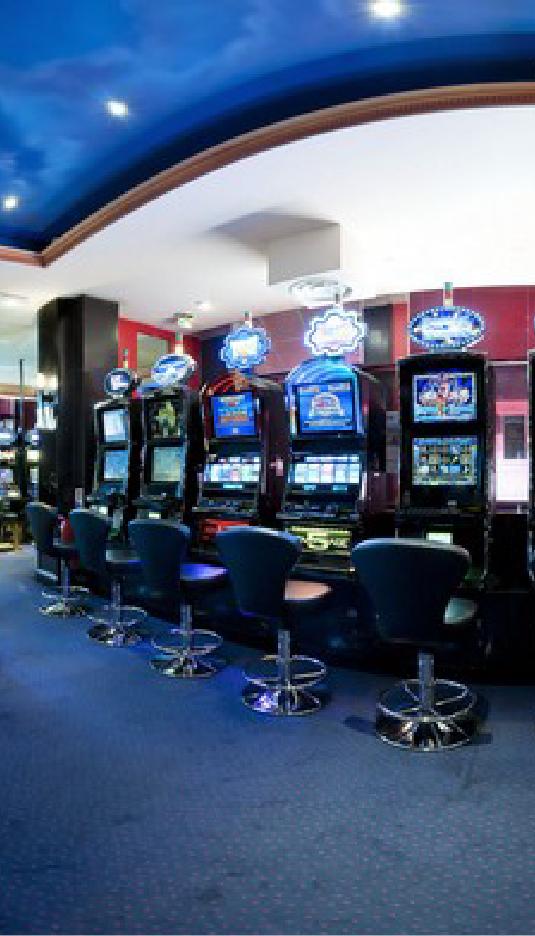 Jackpot du Casino de Saint-Nectaire